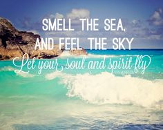 Inspirational Quote, Ocean Photography, Song Lyrics, Wall Decor, Into ...