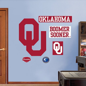 ... www.fathead.com/college/oklahoma-sooners/oklahoma-sooners-logo/ Like