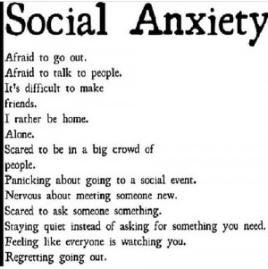 anxiety, depressed, difficult, hate people, loner, sad, social anxiety ...