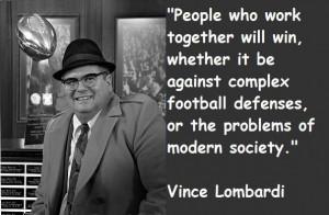 Vince lombardi famous quotes 55
