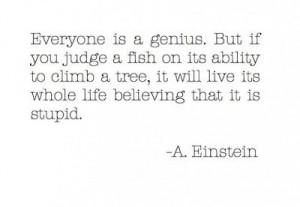 believe in your strengths...