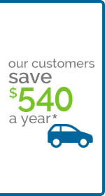 Average savings self reported by consumers during period from Oct ...