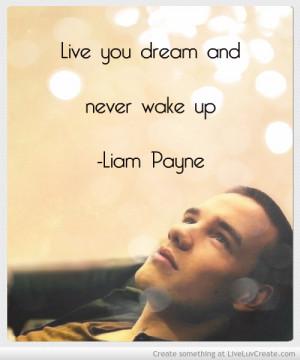 Liam Payne Quote