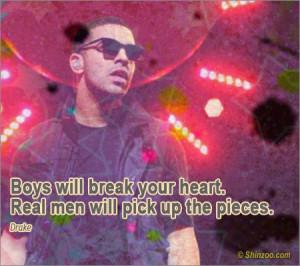 Drake Break Up Quotes