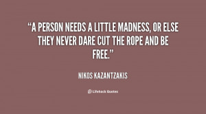 quotes about madness