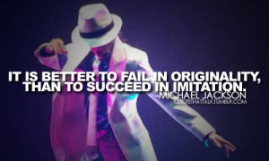MJ Quotes - michael-jackson Fan Art
