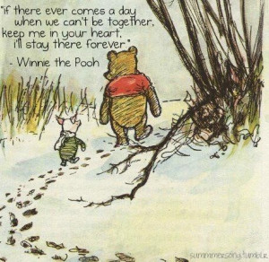 Winnie the pooh quotes and sayings positive best friends deep
