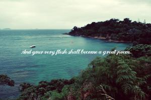 Walt Whitman Quotes HD Wallpaper 5