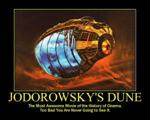 Alexandro Jodorowsky's DUNE sees the light of day (In Doc format)
