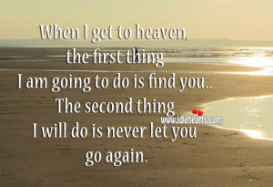 quotes about going to heaven