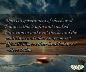 Mafia Mobster Quotes
