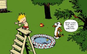 Calvin Hobbes Wallpaper 1280x800 Calvin, Hobbes, Calvin, And, Hobbes