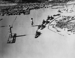 Japanese Pearl Harbor Sandpit.