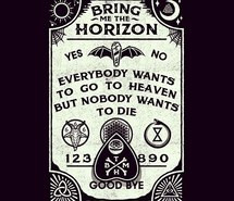 bring me the horizon, count your blessings, depression, emo, heavy ...