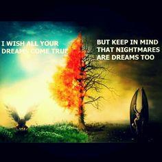 My Favorite Dreams Are Nightmares