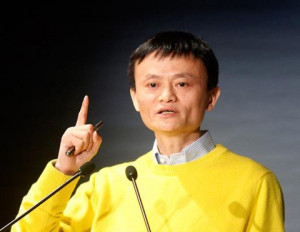 Alibaba founder and chairman Jack Ma (Yun) was interviewed by South ...