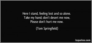 Feeling Lost Quotes