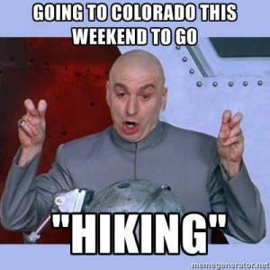 Ok, maybe number 9 isn't about Colorado. But it's true and that ...