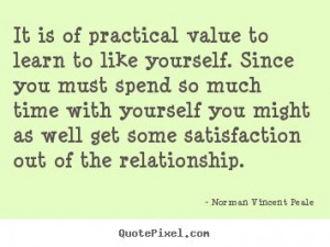 vincent peale quotes with images | Norman Vincent Peales Famous Quotes ...