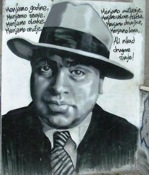 Where did AL Capone hide all his money?