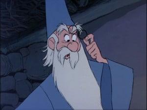 Wise Ol' Merlin from