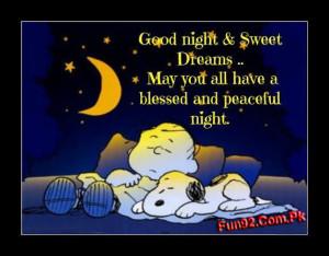Good Night Sweet Dreams Wallpaper, Good Night Wallpaper For Facebook