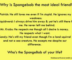 Spongebob And Patrick Quotes Popular spongebob images from