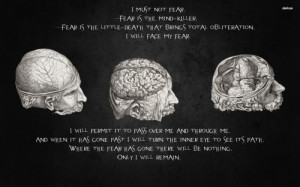 Brain - Human, Fear, Life, Brain, Quote, Human Life, Life Quote ...