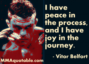 Vitor Belfort Quotes