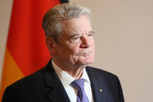 Bundespr sident Joachim Gauck glaubt dass Deutschland seiner neuen
