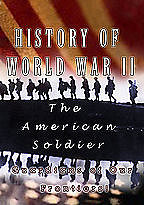 History of World War II - The American Soldier (2-DVD)