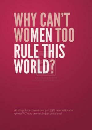Women Empowerment Quotes...