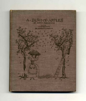 Dish of Apples 1st Edition 1st Printing Eden Phillpotts