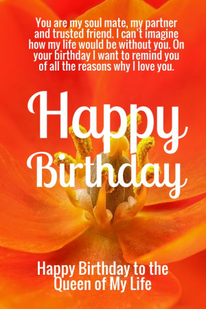 ... Birthday Quotes , Best Wishes , Birthday Quotes , Romantic Love Quotes