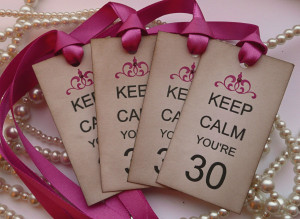 Happy 30th Birthday Quotes For Women For 30th birthday card