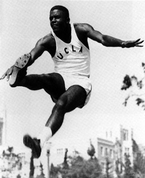 Description Jackie robinson ucla track.jpg