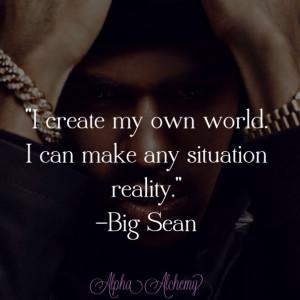 Law of Attraction - Big Sean