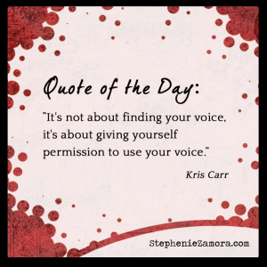 Quotes About Finding Your Voice