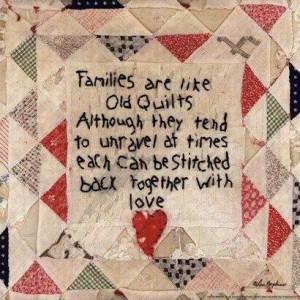 Family quilt