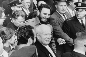 The relation of nikita khrushchev with the cuban missile crisis