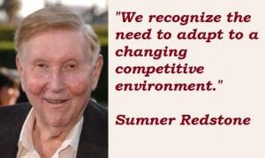 Sumner redstone famous quotes 5