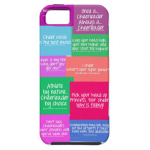 cheer_quote_case_case_for_iphone_5_5s ...