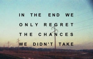 love photography life quotes vintage regret chance