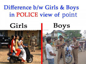LOL Insult: if you wants to know ke Boys vs Girls me kon better h so ...