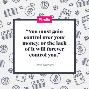 Motivational Quote Dave Ramsey