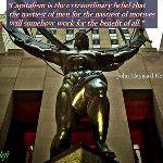 QUOTE: John Maynard Keynes on Capitalism. #Capitalism #FreeMarket # ...