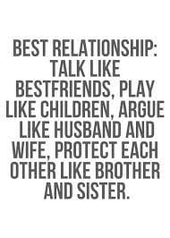 Quotes About Brothers And Sisters Being Best Friends Best Relationship ...