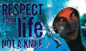 Knife crime figures pile the