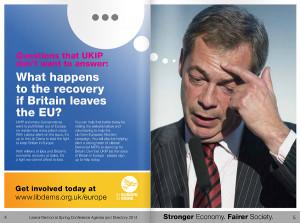 Clegg v Farage: why Nick needs Nigel