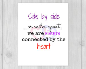 Sisters Quotes HD Wallpaper 2